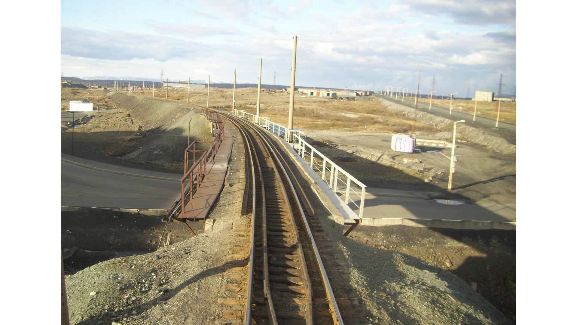 «Норникель» отремонтирует железнодорожный мост длиной 35 метров в районе Кайеркана
