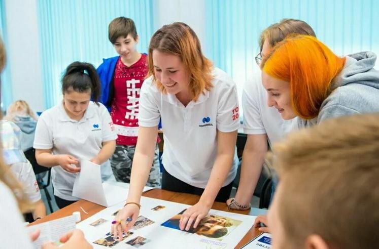 Норильские старшеклассники ознакомились с ценностями «Норникеля»