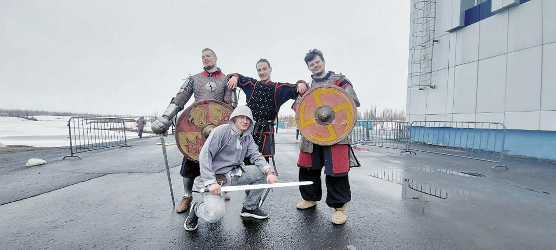 Рыцари XXI века