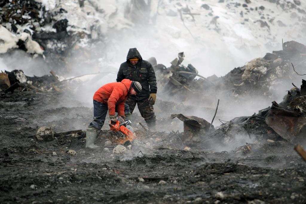 Прокуратура Норильска взяла под контроль ситуацию на полигоне «Байкал-2000»