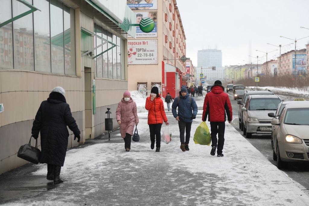 В Красноярском крае вводят новые ограничения из-за коронавируса