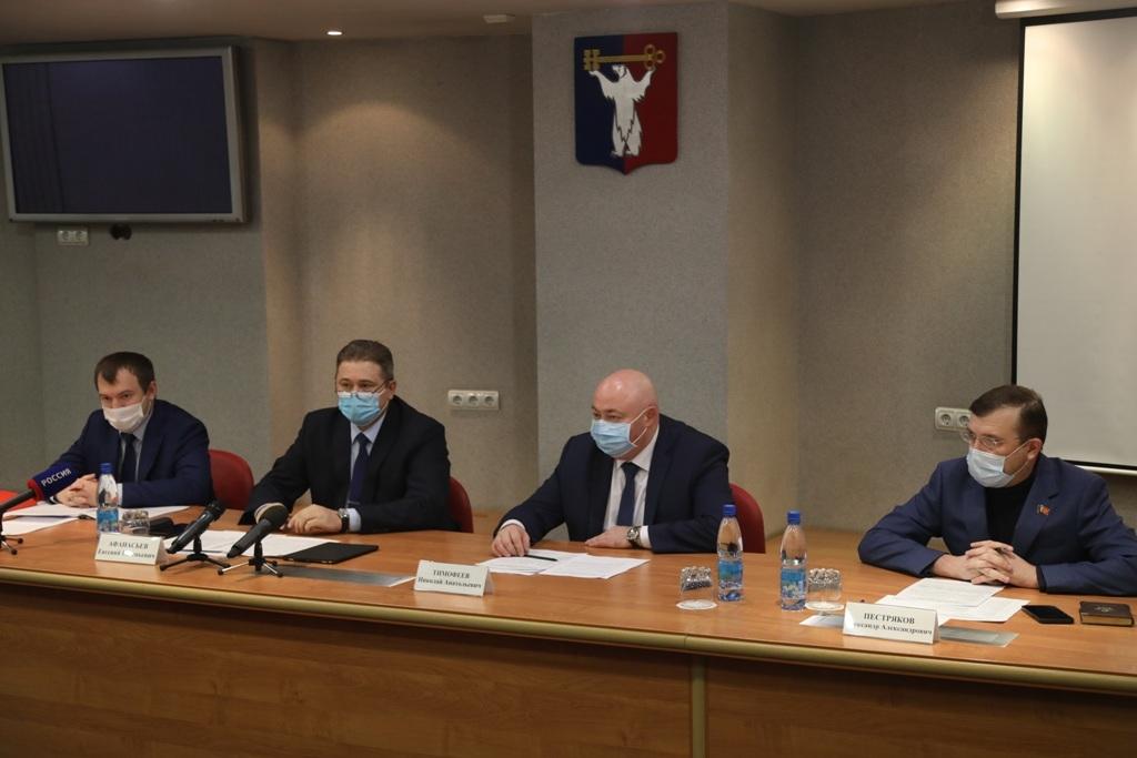 Евгений Афанасьев оценил состояние жилищного фонда в Норильске и работу управляющих компаний