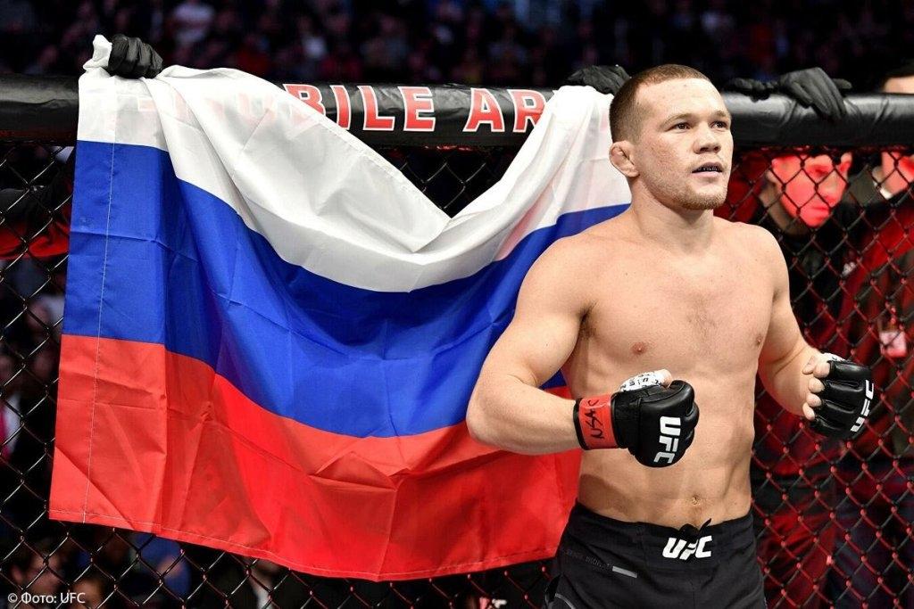 Бывший дудинец Пётр Ян получил главный бой на турнире UFC 256