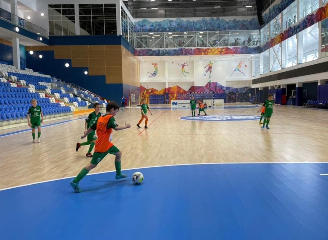 Норильчане участвуют в финале проекта «Мини-футбол — в школу»