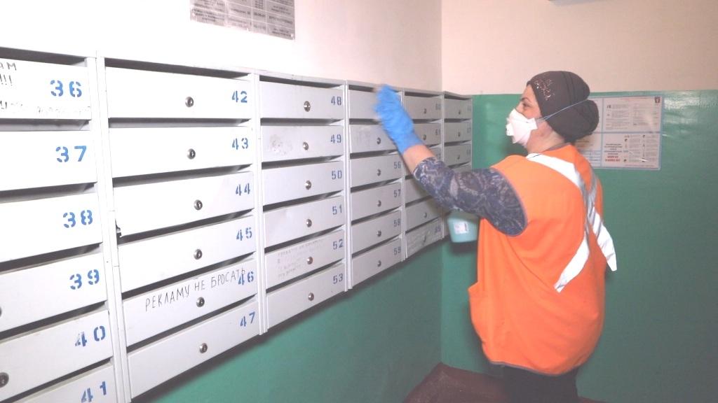 Запах – не главное: норильская дезинфекция не пахнет