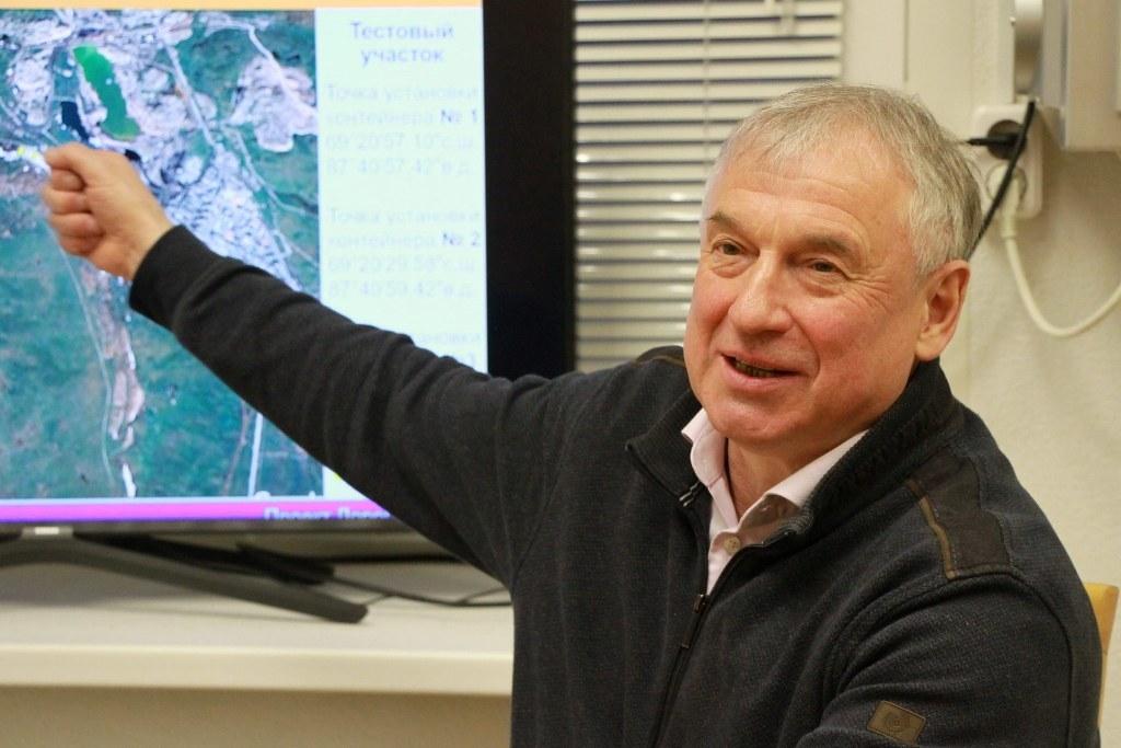 В Норильске будет реализовываться проект по восстановлению снегозаградительных щитов Потапова