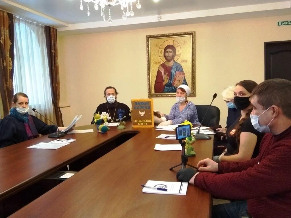 Рождественские чтения прошли в Норильской епархии