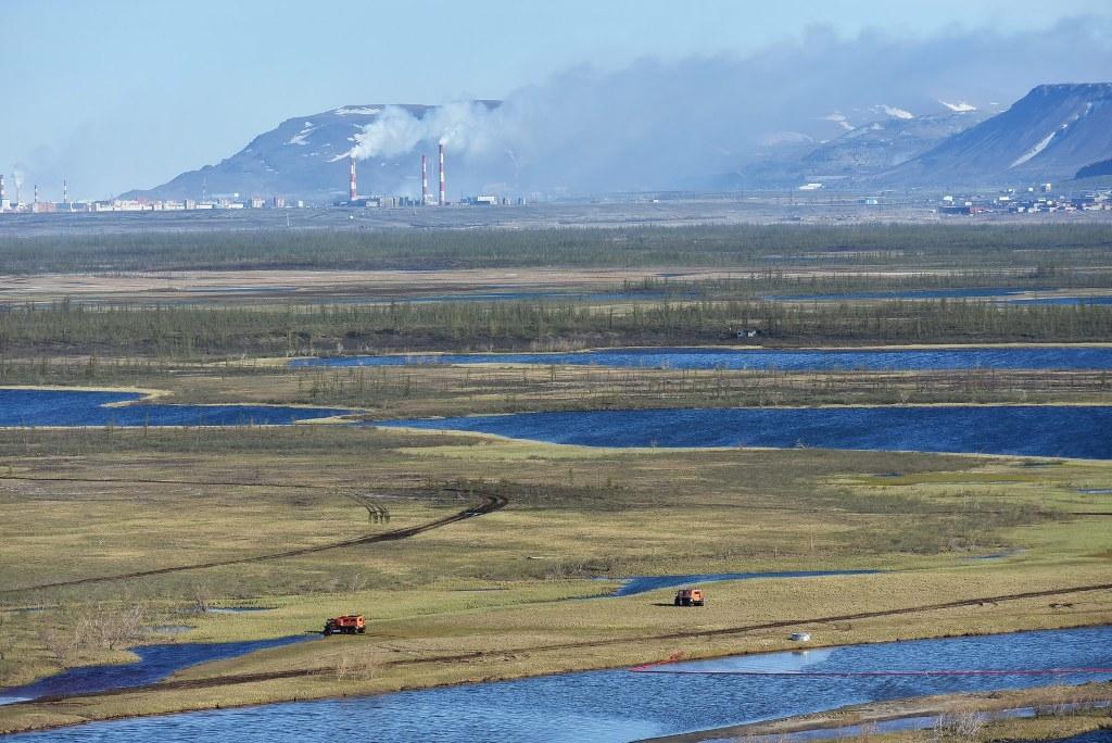 Сегодня в Норильск прибыла комиссия по оценке влияния разлива нефтепродуктов на уклад жизни коренных народов