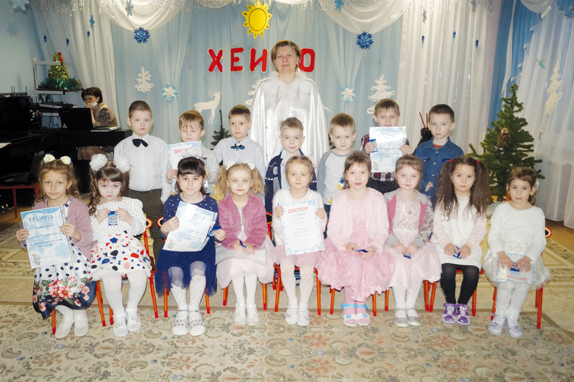 Конкурс чтецов в детском саду «Снежинка» посвятили зиме–волшебнице