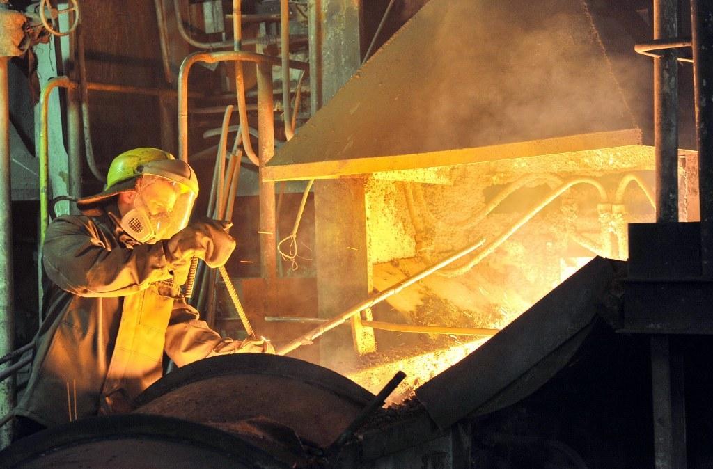 Финны проведут модернизацию плавильной линии на «Надежде»