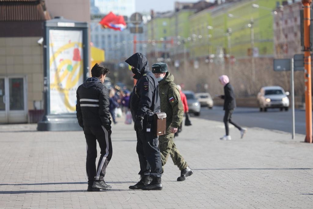 По Красноярскому краю продлили режим самоизоляции до 12 июля