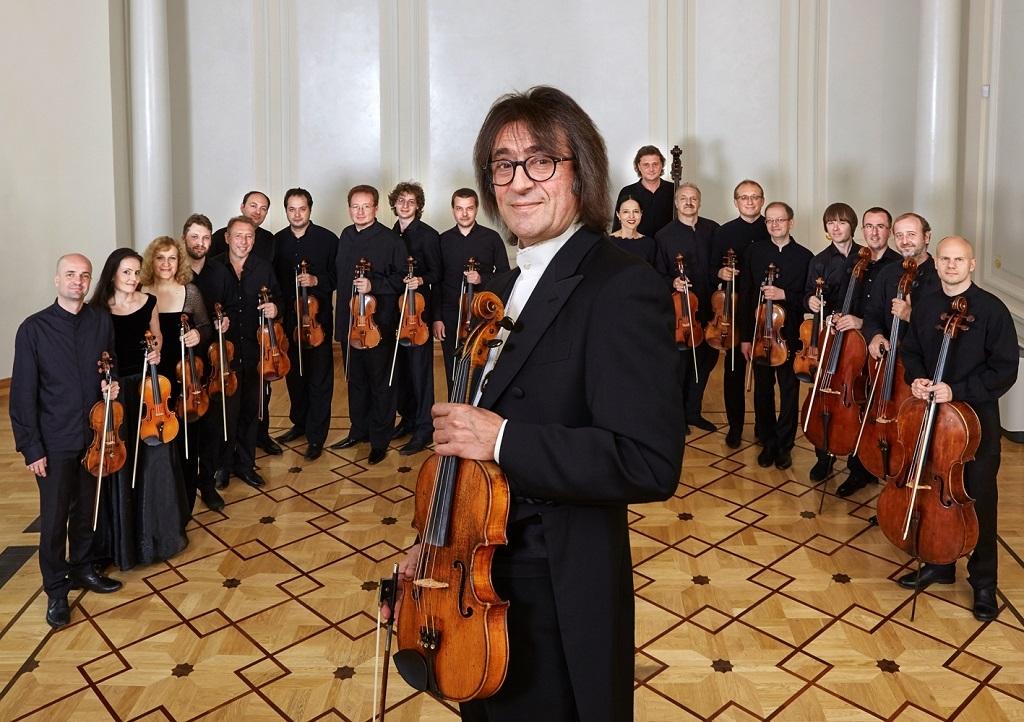 В Норильске состоится концерт ансамбля «Солисты Москвы»