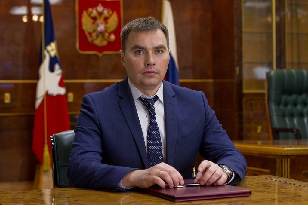 Обращение главы города Дмитрия Карасева к норильчанам