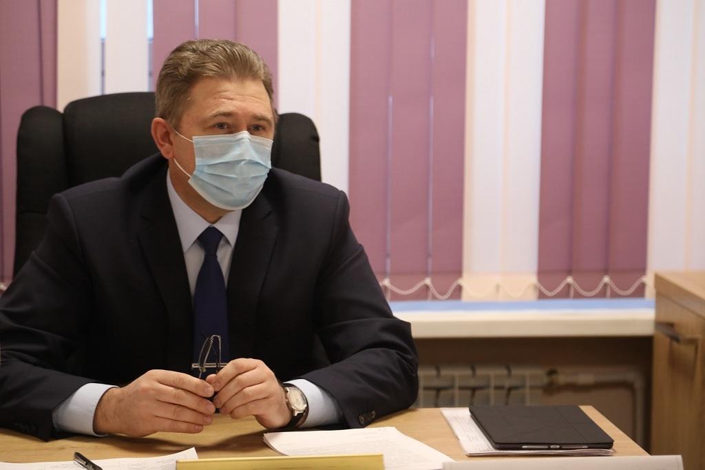 Краевой министр промышленности, энергетики и жилищно-коммунального хозяйства Евгений Афанасьев проведёт приём граждан