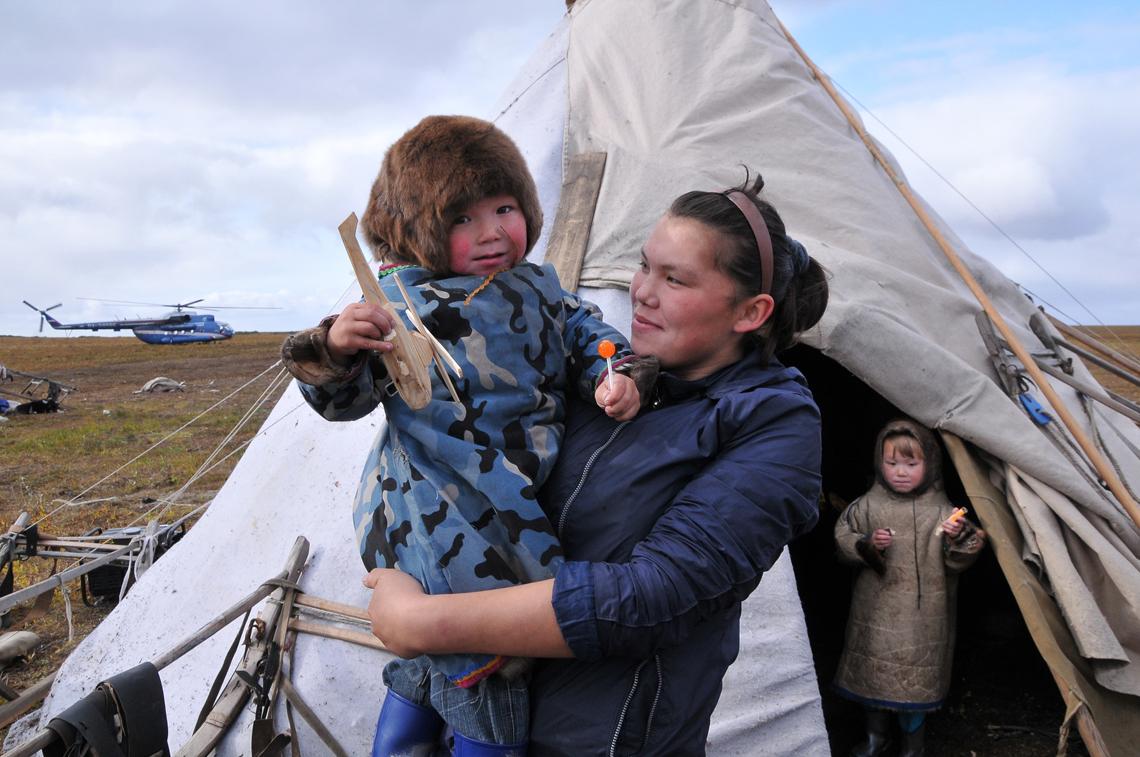Минвостокразвития России подготовило стандарт ответственности перед коренными жителями Арктики