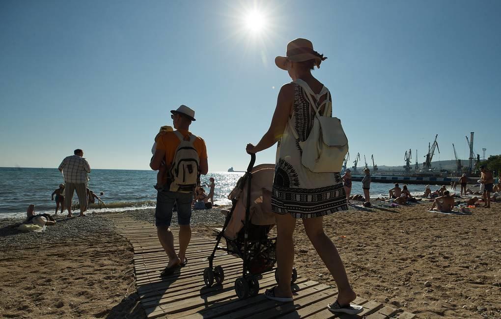 С 1 июля 67 регионов России смогут принимать туристов