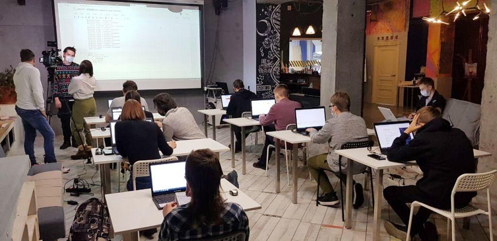 Ученики «IT-Куб.Норильск» уже пишут свой первый код
