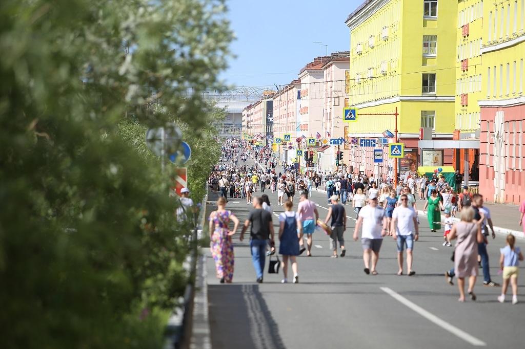 Норильск готовится к празднованию Дня города и Дня металлурга