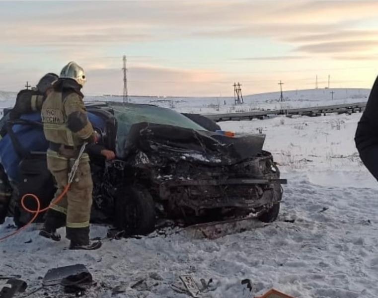 Один погиб, трое пострадали — таковы последствия ДТП на кайерканской дороге
