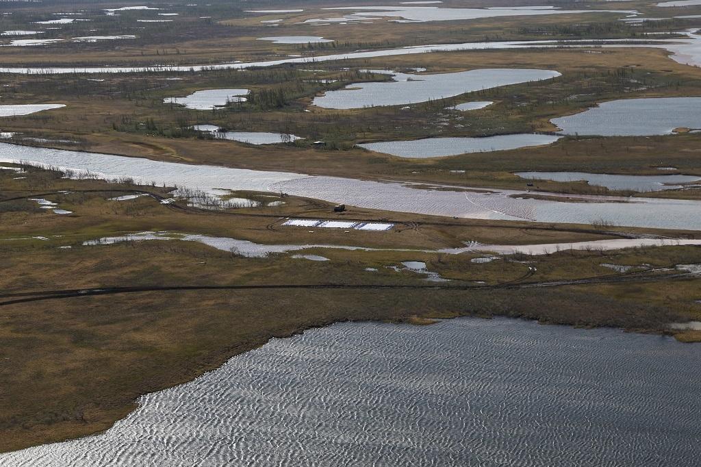 В этом году продолжатся работы по расчистке русел таймырских рек, пострадавших от разлива топлива