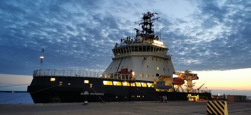 Создание глобального транспортного коридора на базе Северного морского пути является для России стратегической задачей