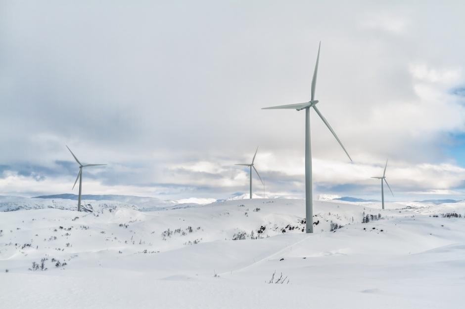 Первую установку, способную преобразовывать ветряную энергию в тепловую, в 2021 году установят в Красноярском крае