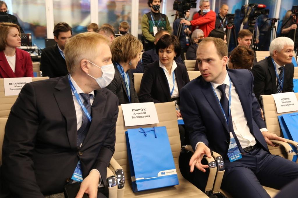 Норильск с рабочим визитом посетил Максим Данькин