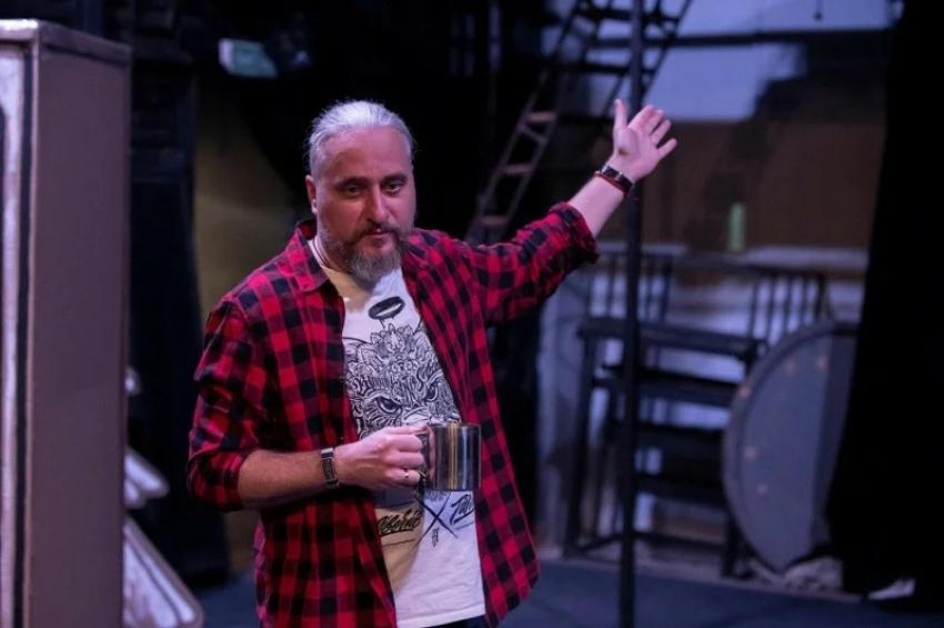 Норильский режиссёр Тимур Файрузов принял участие в московской лаборатории «Репетиции»