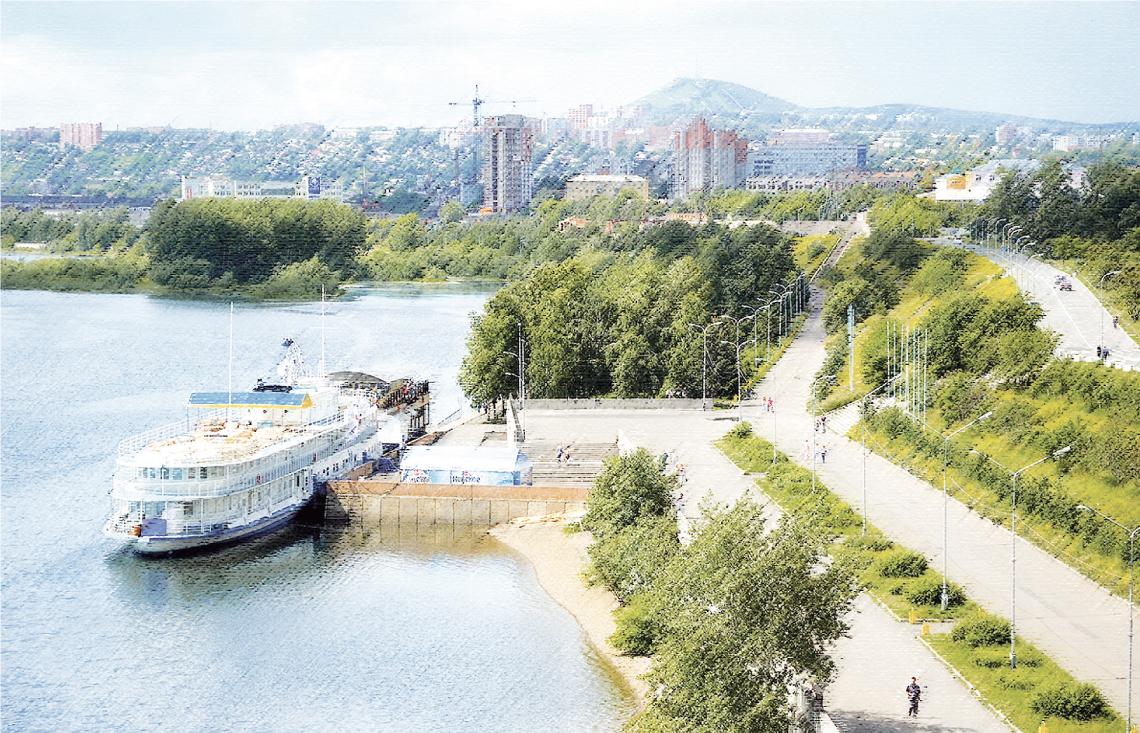 Норильску из Красноярска