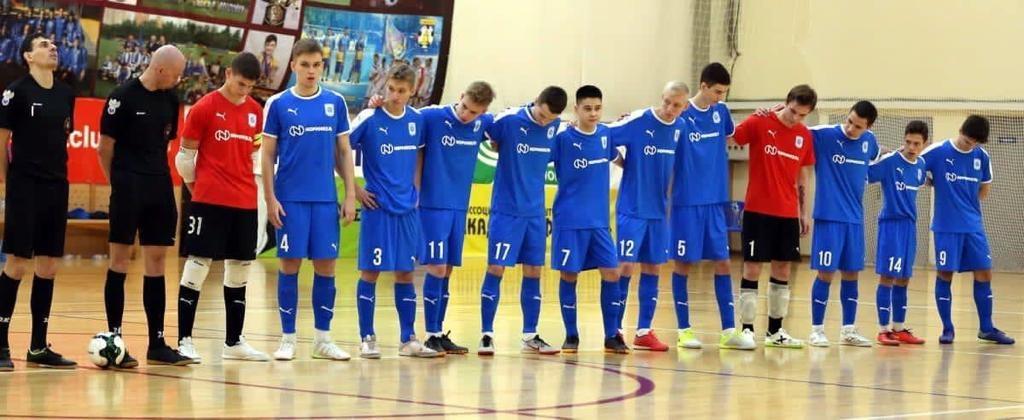 Старшие юноши МФК «Норильский никель» начали первый тур «Спортмастер-Юниорлиги U-18» с победы