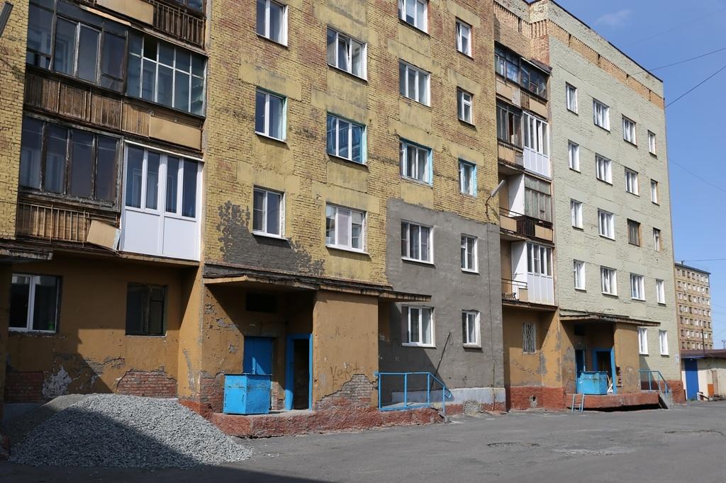 Состояние дома на Московской,14, под контролем, но здание деформируется. Впереди изыскания