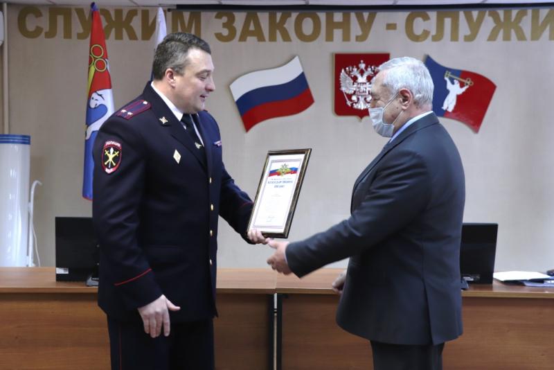 В минувшие выходные отмечался День ветеранов органов внутренних дел и внутренних войск МВД России