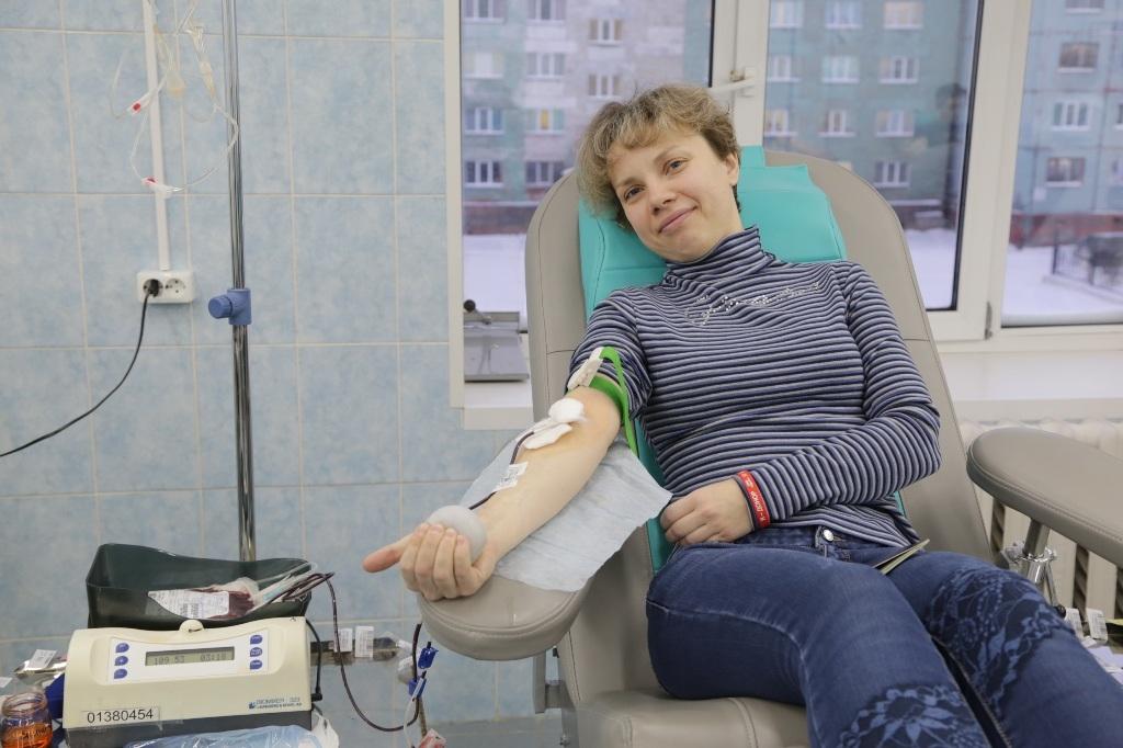 С 1 января изменился порядок донорства крови