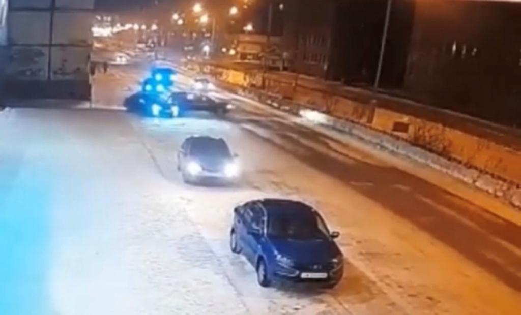 Один водитель – три происшествия