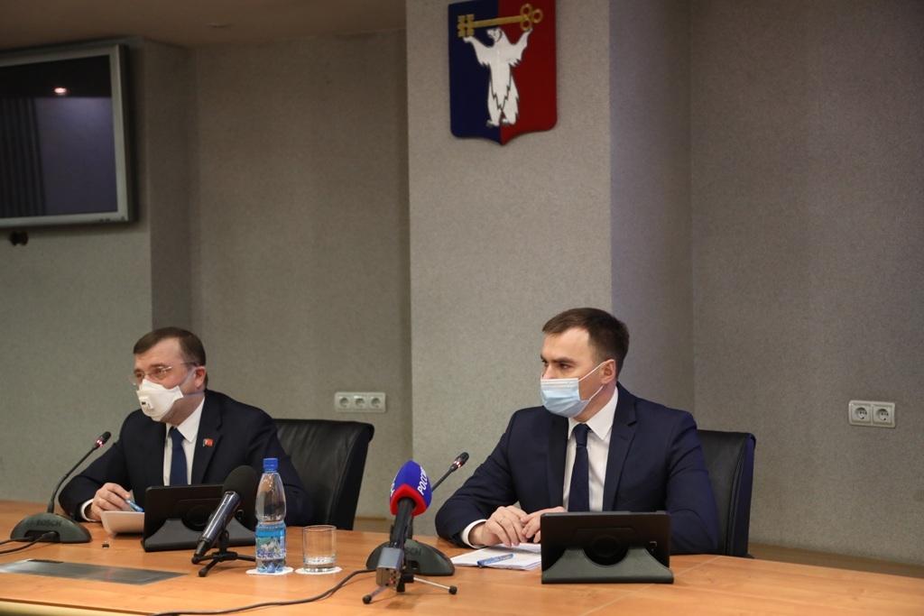 Депутаты горсовета обсудили Комплексный план социально-экономического развития Норильска до 2035 года