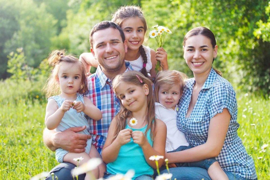Скидки на услуги ЖКХ для многодетных семей