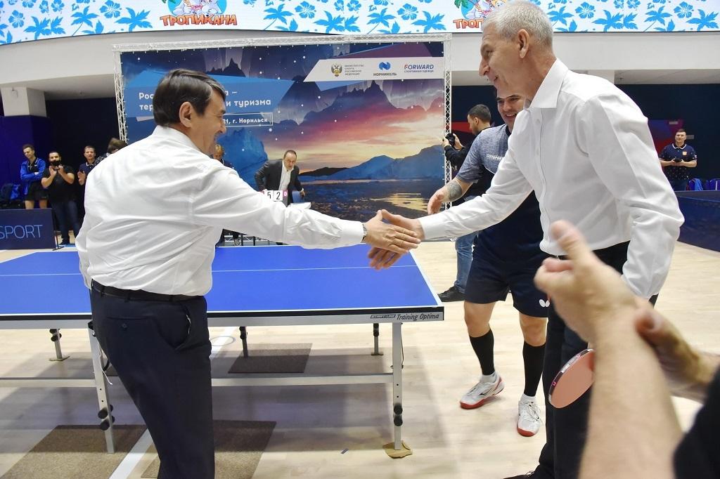 В Норильске завершилась конференция «Российская Арктика — территория спорта и туризма»