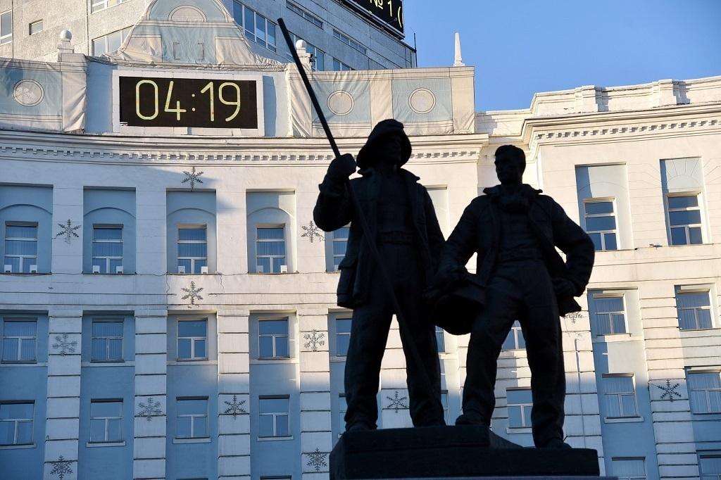 В Норильске закончился полярный день