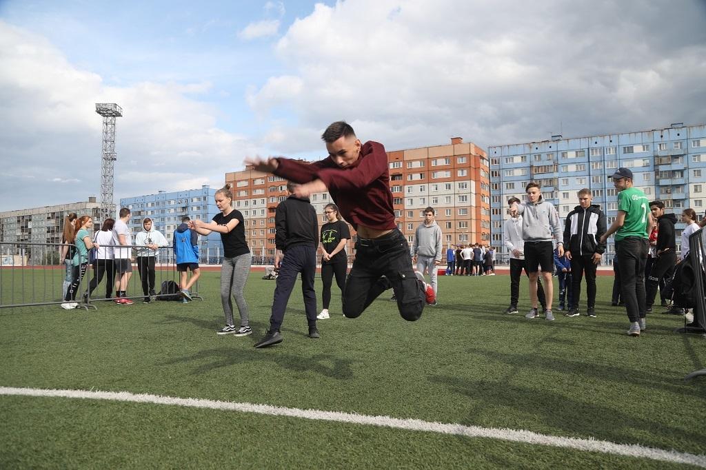14 августа в Норильске отметят День физкультурника