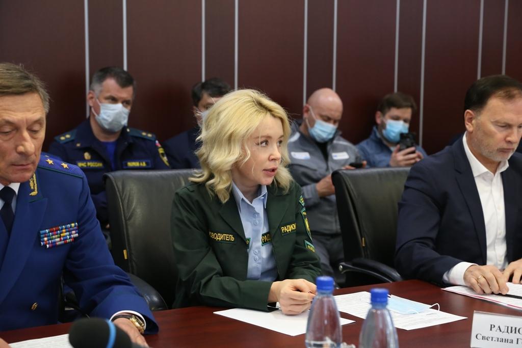 В Норильске откроется стационарная лаборатория Росприроднадзора