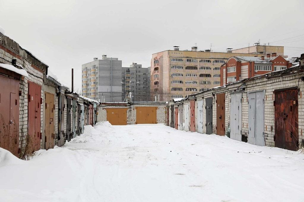 В Красноярском крае стартовала «гаражная амнистия»
