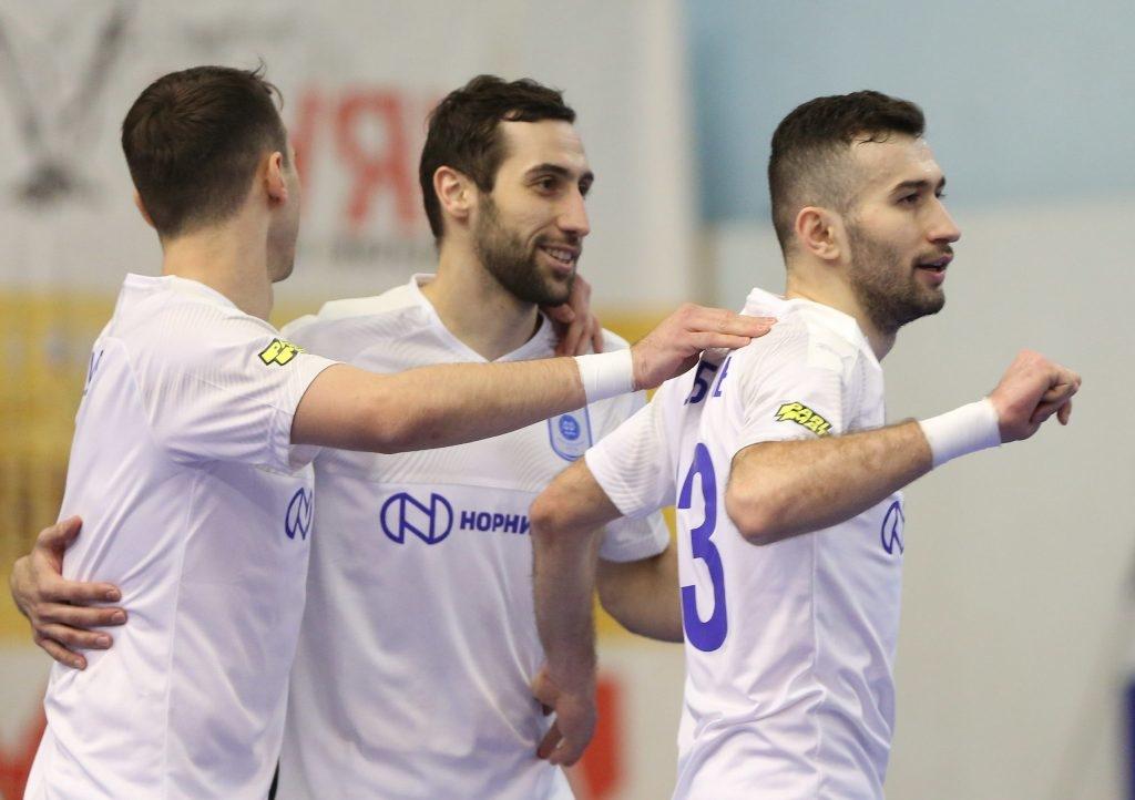 Стал известен календарь игр сезона 2021/2022 мини-футбольного клуба «Норильский никель»