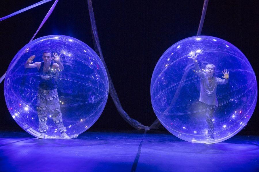 Сегодня норильчане увидят спектакль «Запретный плод» Ноны Гришаевой