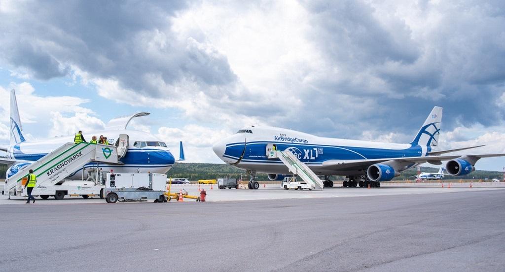 В скором времени в Красноярске может появиться опорный авиатранспортный узел