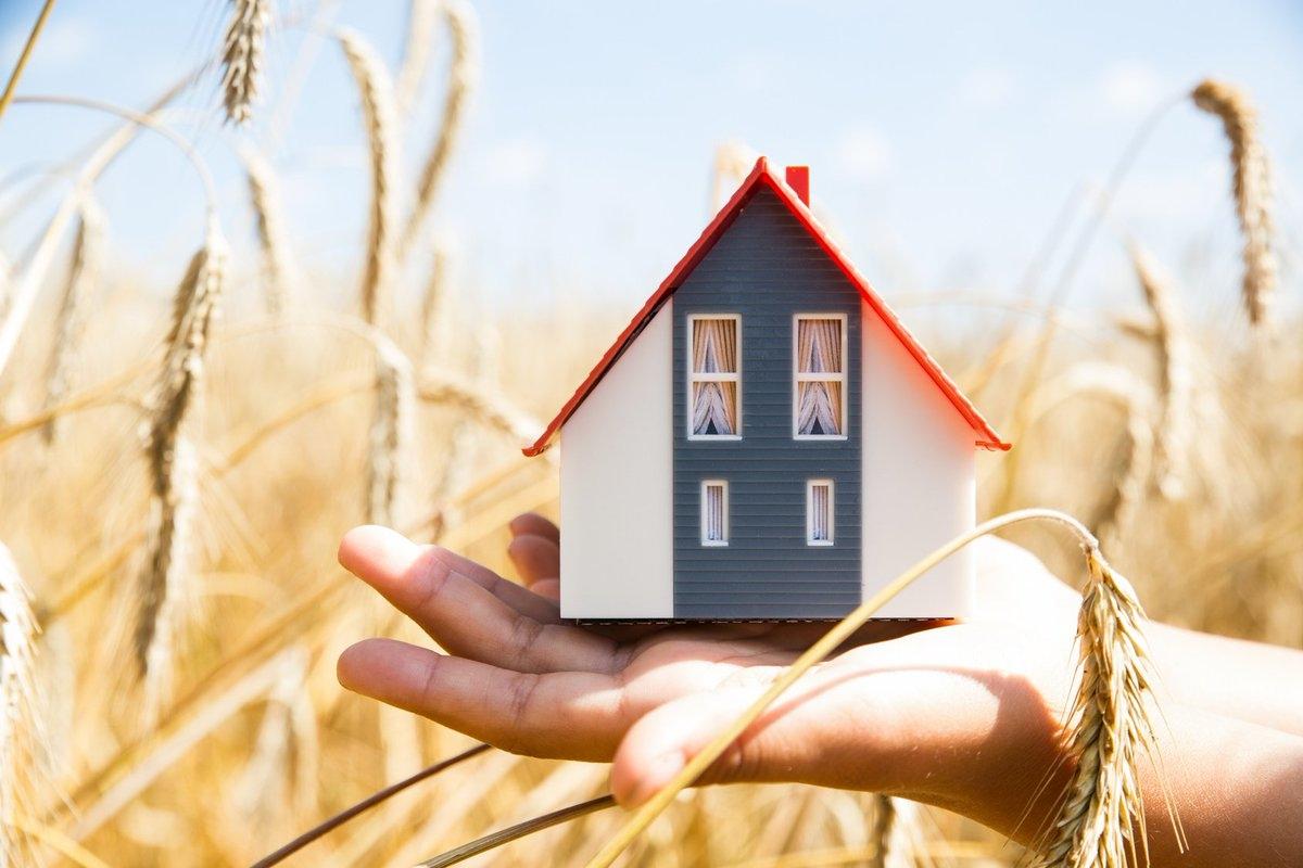 Популярность сельской ипотеки в Красноярском крае растёт