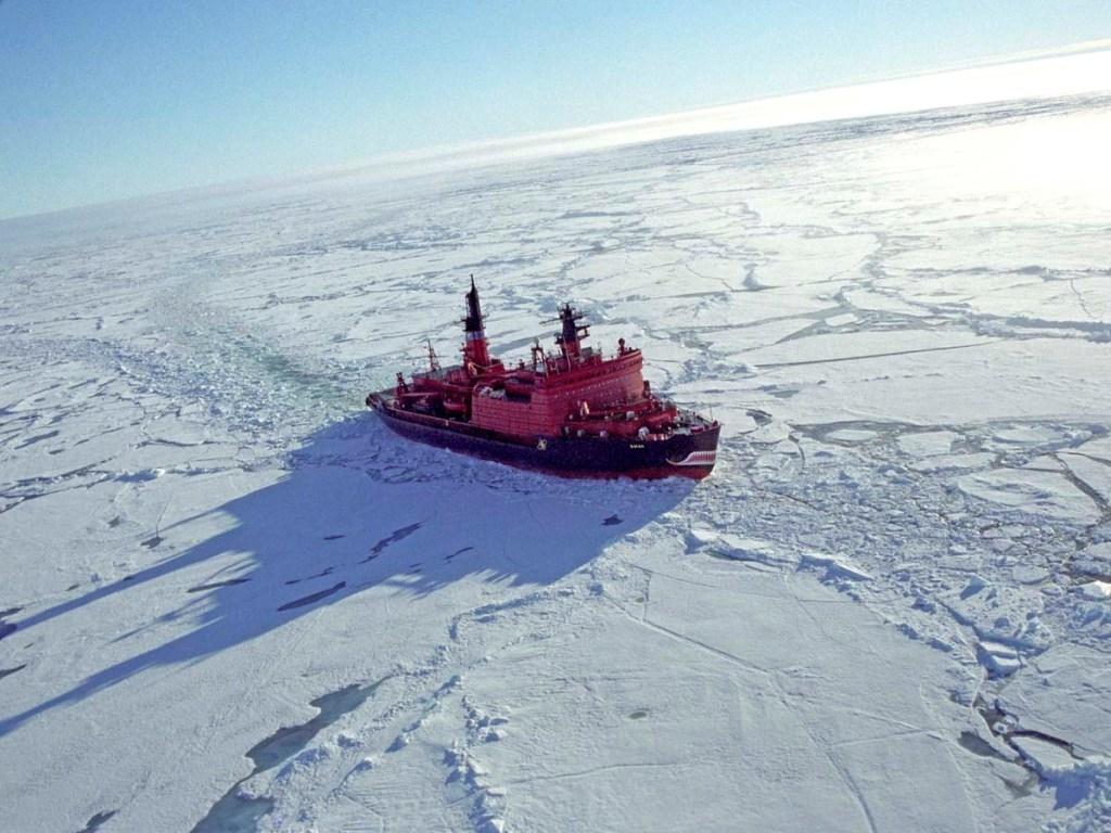 В Арктической зоне РФ начнут развивать транспортную инфраструктуру