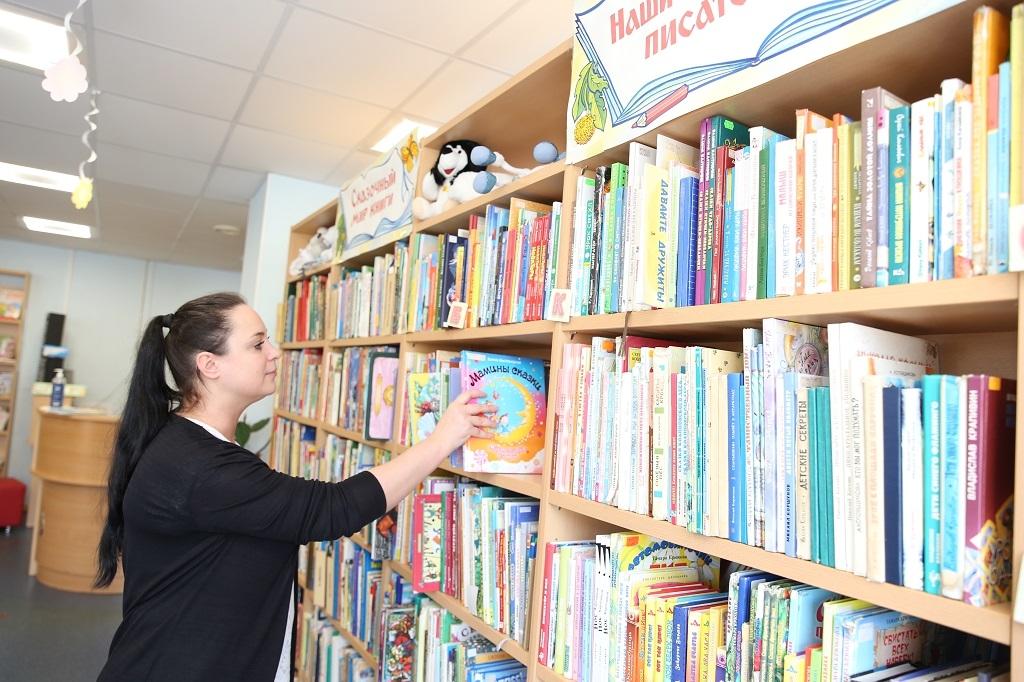 С 1 июня норильские библиотеки перешли на летний график работы