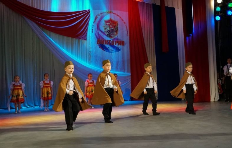 Фестиваль военно–патриотической песни «Виктория» пройдёт в онлайн–формате