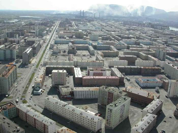 С Днём города, Норильск!