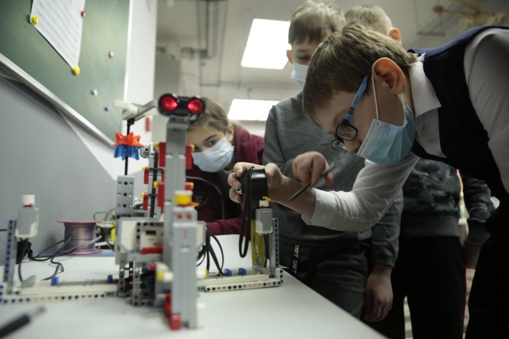 Норильские школьники примут участие во всероссийском этапе международных соревнований FIRST LEGO LEAGUE